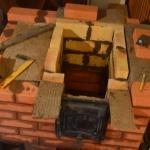 Отопительная печь 4 на 3.5 кирп