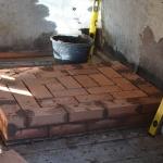 Отопительная печь 4 на 3.5 кирп с духовым шкафом
